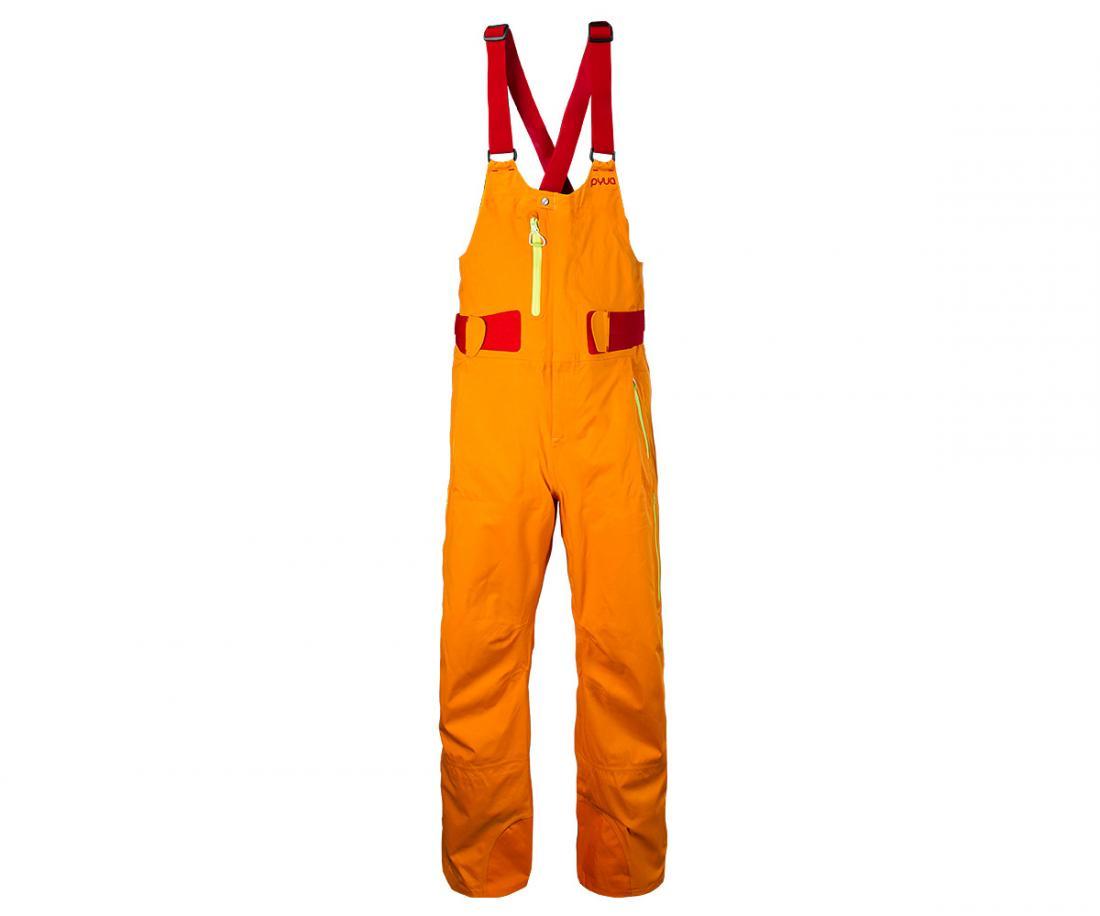 Брюки Gravity-Y муж.Брюки, штаны<br>Ветер, скорость, драйв – вы готовы испытать себя и покорить склоны? Тогда позаботьтесь о том, чтобы ничто не отвлекало вас от любимого дела. ...<br><br>Цвет: Оранжевый<br>Размер: L