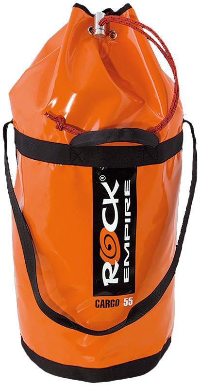Баул Cargo 55lСумки<br>Многофункциональный баул, изготовленный из синтетического материала Polymer с дренажным отверстием на дне. Незаменим при транспортировке скалолазного снаряжения. Используя двое регулируемых плечевых ремней, баул можно носить как рюкзак. Имеет две ручки...<br><br>Цвет: Оранжевый<br>Размер: 55 л