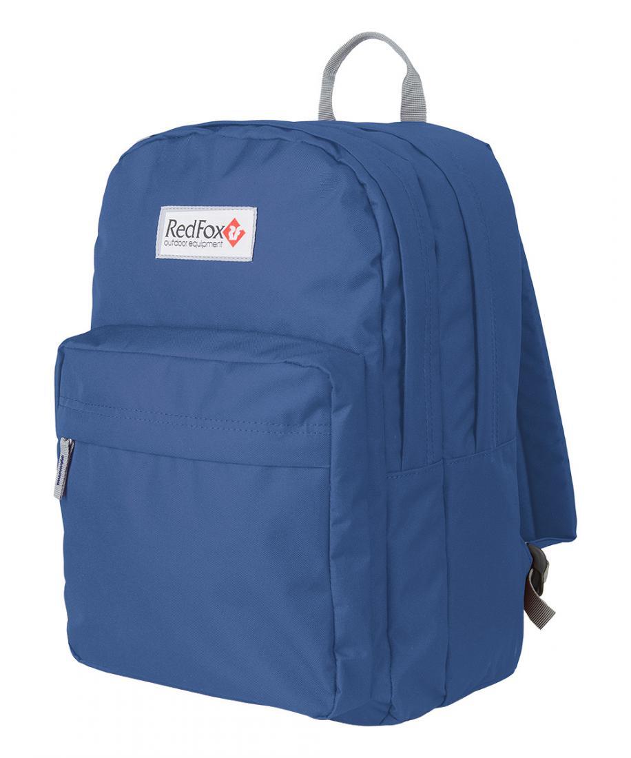 Рюкзак Bookbag L2Рюкзаки<br><br><br>Цвет: Темно-синий<br>Размер: 30 л