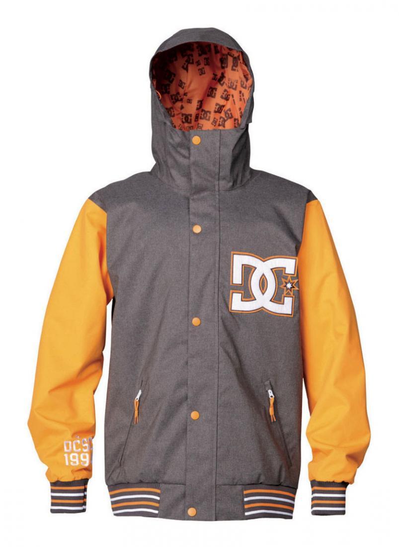 Куртка DCLA 14Куртки<br>Мужская куртка DCLA 14 – оптимальный выбор настоящих райдеров, которые не представляют себя без сноубординга. Она обеспечивает комфорт, защ...<br><br>Цвет: Апельсиновый<br>Размер: XL