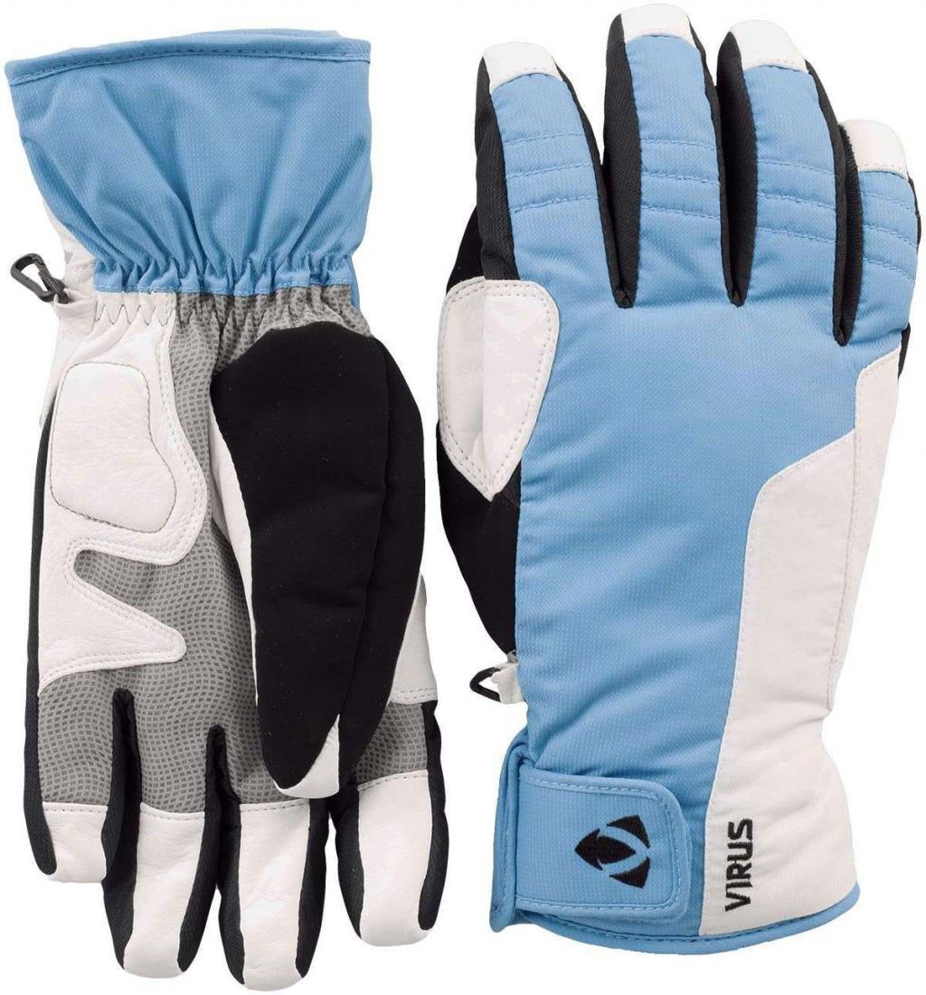 Перчатки AlarmПерчатки<br><br><br>Цвет: Голубой<br>Размер: S