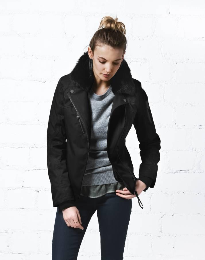 фото Куртка утепленная жен.Destiny LTD