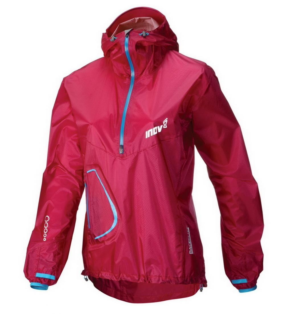 Inov-8 Куртка Race Elite 140 stormshell W (XL, Barberry/Turquoise, ,) inov 8 футболка base elite lsz w xl barberry