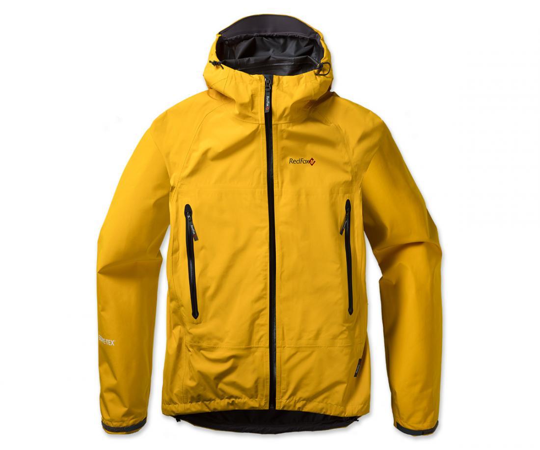 Куртка ветрозащитная Rain Fox Light GTXКуртки<br><br> Легкая штормовая куртка с капюшоном из серии Trekking идеальна в ветреную и дождливую погоду. Гарантию непромокаемости обеспечивает матер...<br><br>Цвет: Желтый<br>Размер: 44