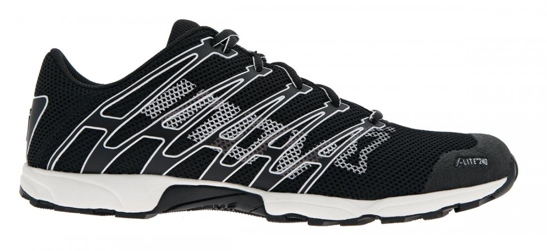 Inov-8 Кроссовки F-Lite 240 муж. (11.5, Black/White, ,) inov 8 футболка at c tri blend ss strip w 6 black pink