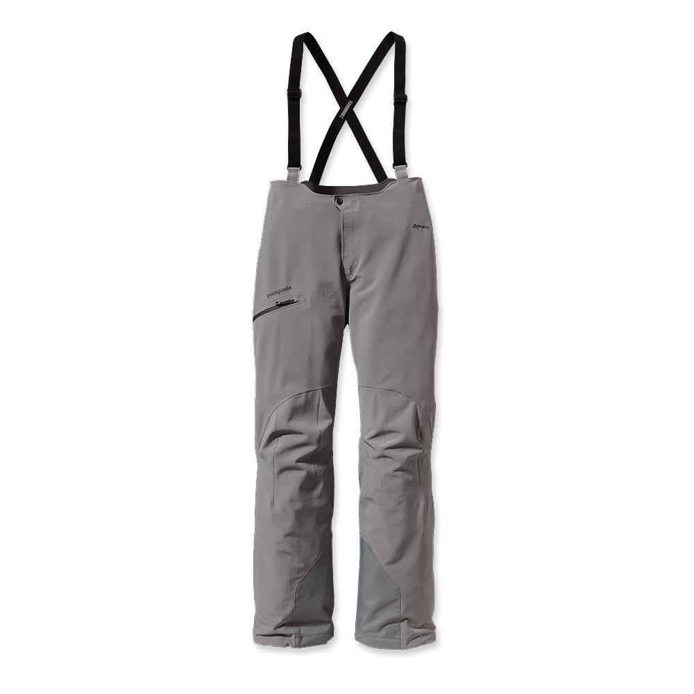 Брюки 83285 WS KNIFEBLADE PANTSБрюки, штаны<br>Софтшельные женские брюки на подтяжках. Состав: Polartec® Power Shield® Pro 89% полиэстер, 11% спандекс. Завышенная талия, артикулированные колени.  Усиле...<br><br>Цвет: Серый<br>Размер: M