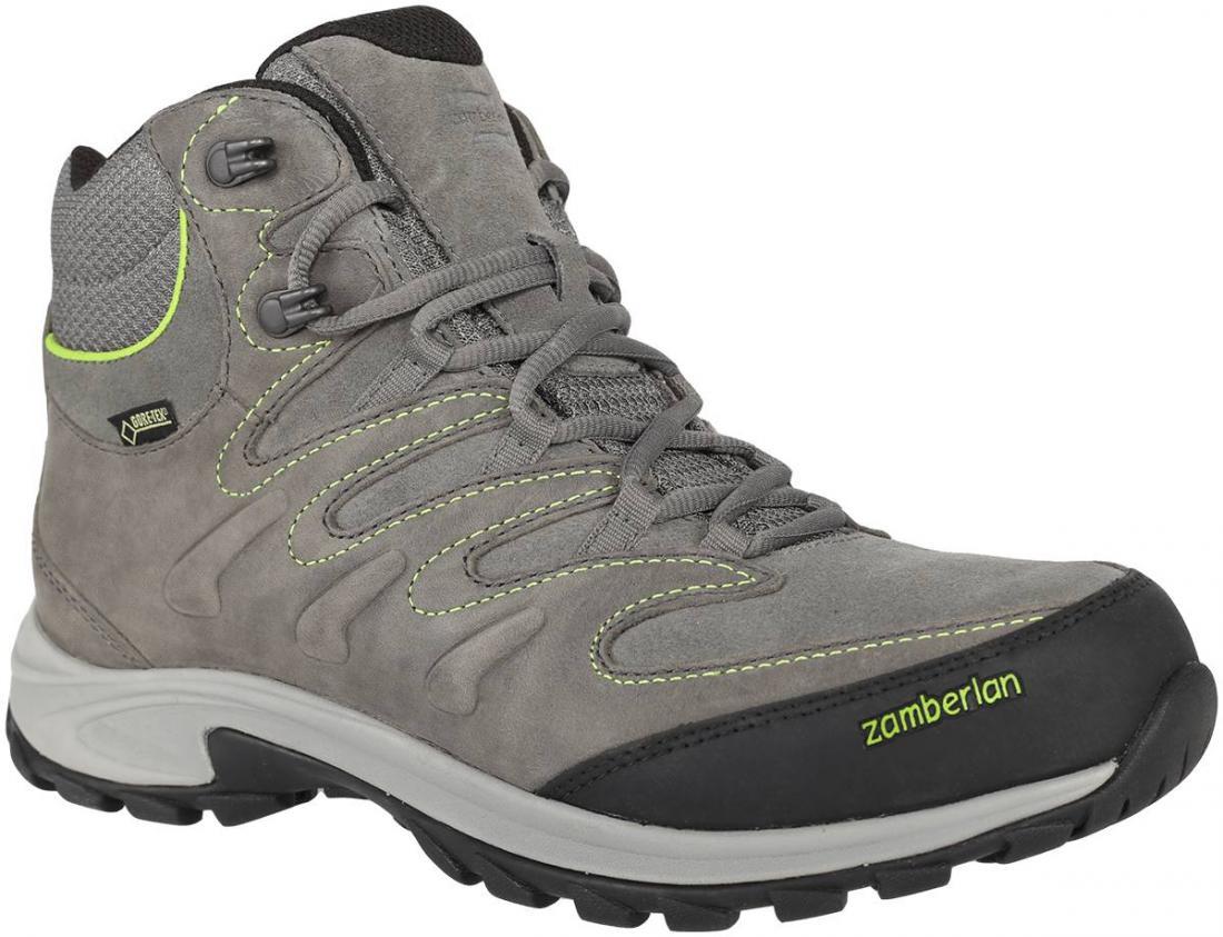 Ботинки 255 CAIRN MID GTX RR WNSТреккинговые<br><br> Эта изящная и высокотехнологичная повседневная обувь создана специально для женщин. Ботинки Cairn предназначены для того, что бы максимально увеличить комфорт во время ходьбы. Удобная посадка, эксклюзивная подошва Zamberlan® Vibram® Trail Mate, мем...<br><br>Цвет: Серый<br>Размер: 40.5