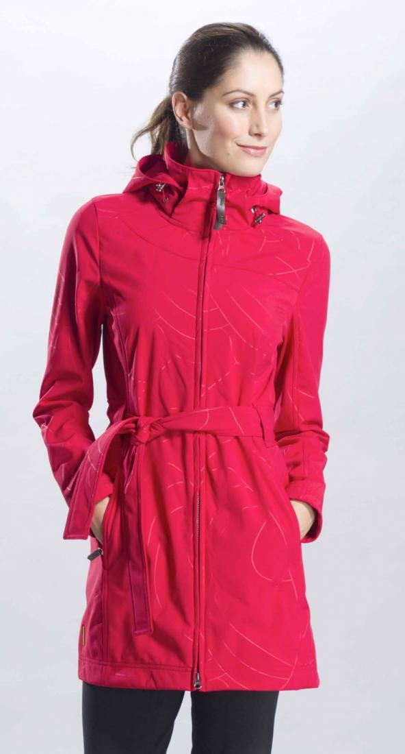 Куртка LUW0192 GLOWING JACKETКуртки<br><br><br>Цвет: Красный<br>Размер: XS