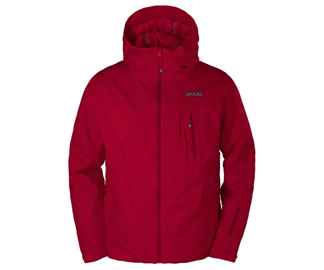 Куртка Crux-Y муж.Куртки<br><br> Мужчинам, предпочитающим активный зимний отдых, придется по вкусу куртка Pyua Crux-Y. Секрет прост — она теплая, не промокает, не продувается и отличается износостойкостью. Для тех, кто увлекается горными лыжами, сноубордом или туризмом, куртка ста...<br><br>Цвет: Красный<br>Размер: M