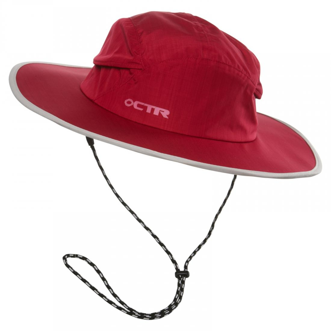 Панама Chaos  Stratus SombreroПанамы<br><br> В путешествии, в походе или в длительной прогулке сложно обойтись без удобной панамы, такой как Chaos Stratus Sombrero. Эта широкополая шляпа служит отличной защитой не только от обжигающих солнечных лучей, но и от дождя.<br><br><br> Особенност...<br><br>Цвет: Красный<br>Размер: L-XL