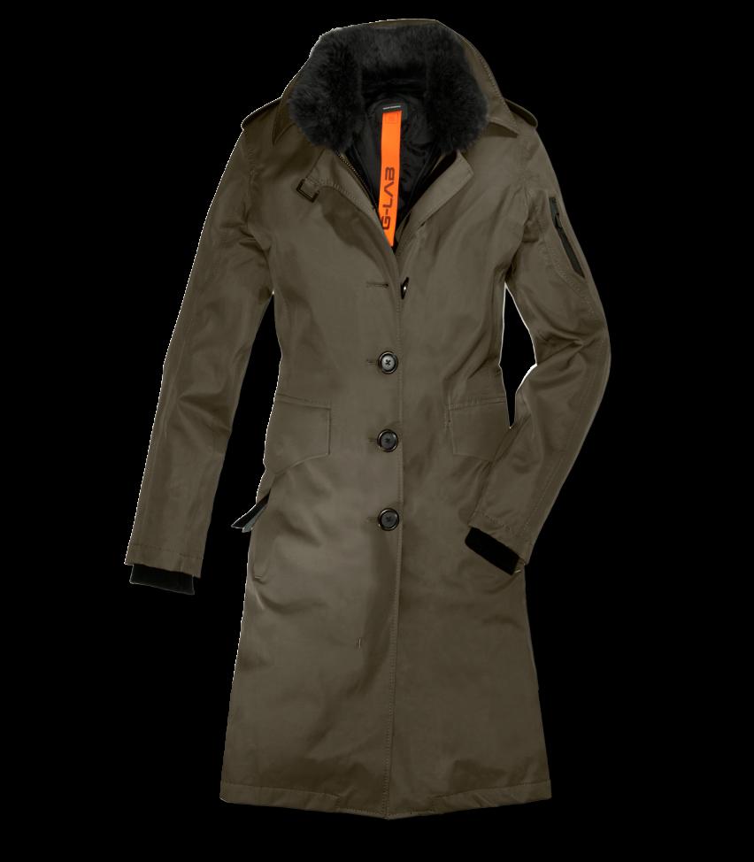 G-LAB Куртка утепленная женская Vertue Хаки g lab куртка утепленная мужская helmsman темно зеленый