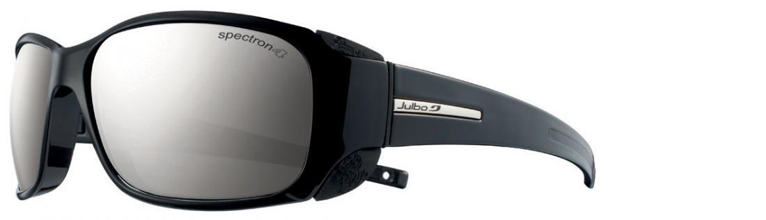 Очки Julbo  Monterosa 401Очки<br>Специально для тех женщин, которые хотят использовать любимые очки не только в горах но и в мегаполисе компания Julbo разработала красивые эр...<br><br>Цвет: Черный<br>Размер: None
