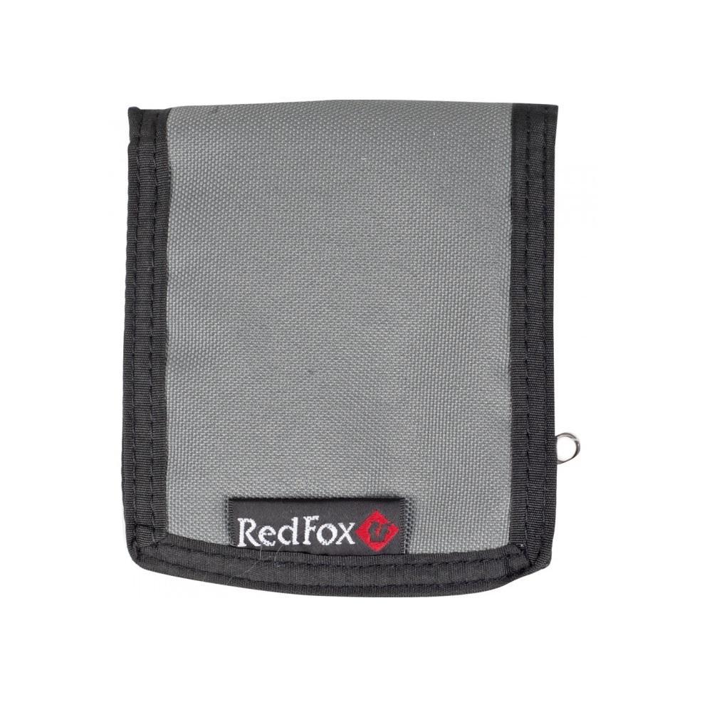 Red Fox Кошелек N3 Серый