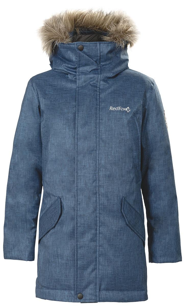 Купить Куртка пуховая Nanook Kids (152, 6900/нептун, ,), Red Fox