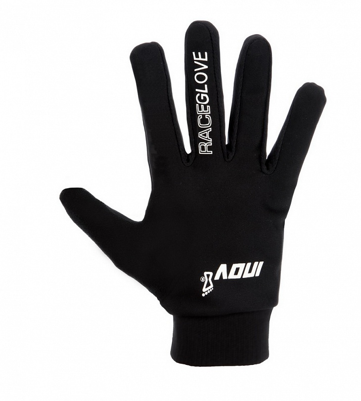 Купить Перчатки Race Glove (L, Black/White, , ,), Inov-8