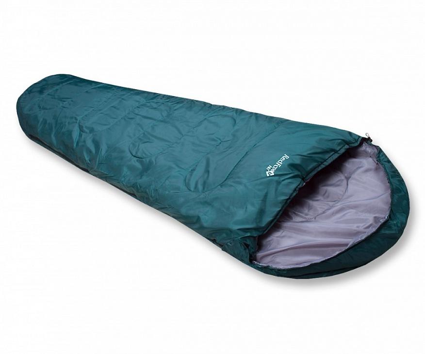 Купить Спальный мешок F&T left (XL Long, 6400/jungle green, , SS17), Red Fox