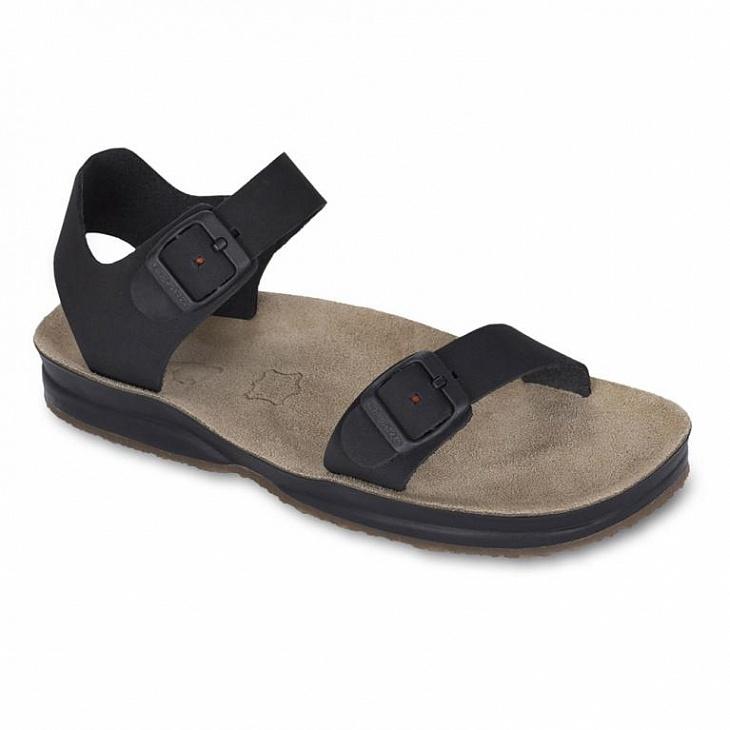 Купить Сандали Swish Leather (35, Black, ,), Lizard