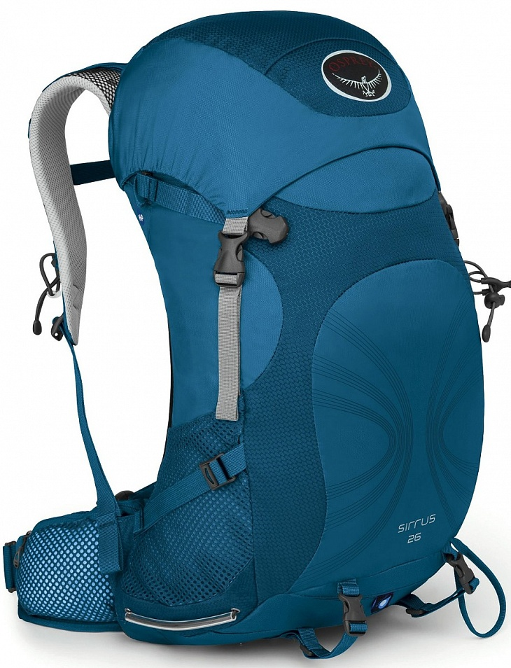 Купить Рюкзак Sirrus 26 (, Summit Blue, ,), Osprey