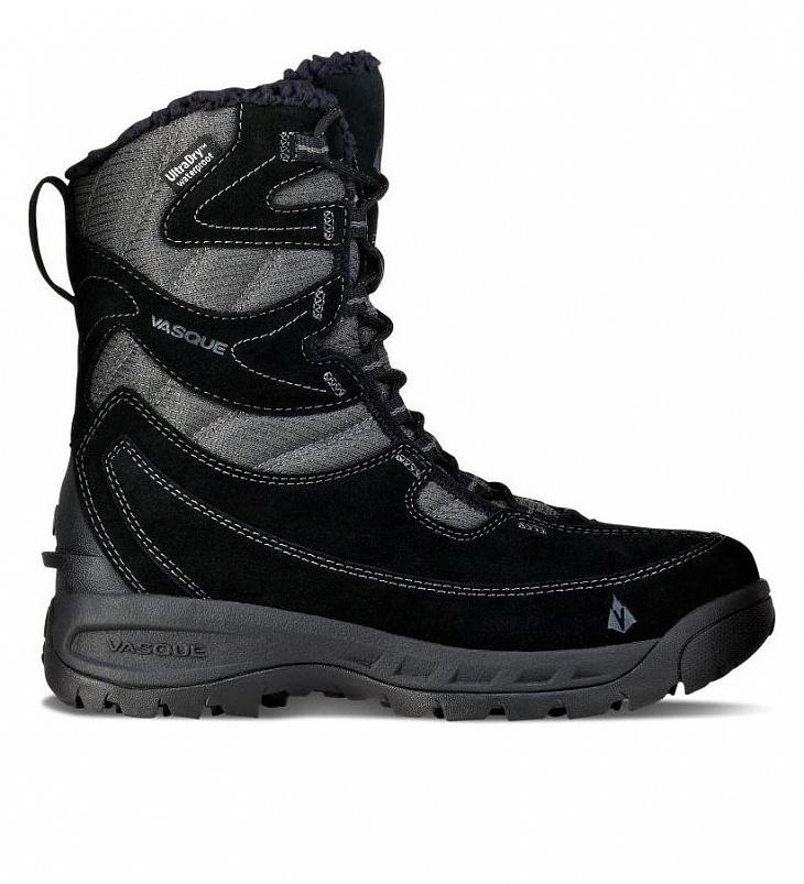Купить Ботинки Pow 7807 жен. (11, Jet Black/Magnet, , medium), Vasque