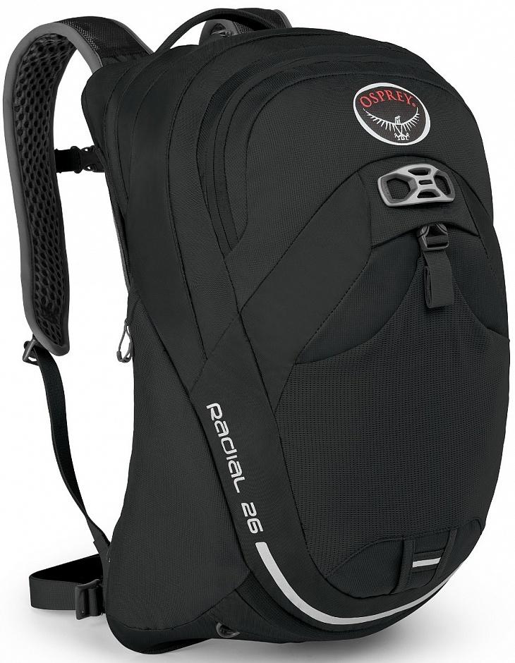 Купить Рюкзак Radial 26 (M-L, Black, , ,), Osprey