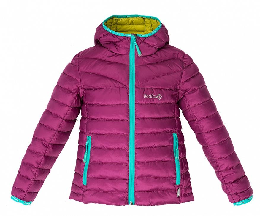 Купить Куртка пуховая Air Baby (98, 9400/фиолетовый, ,) Red Fox