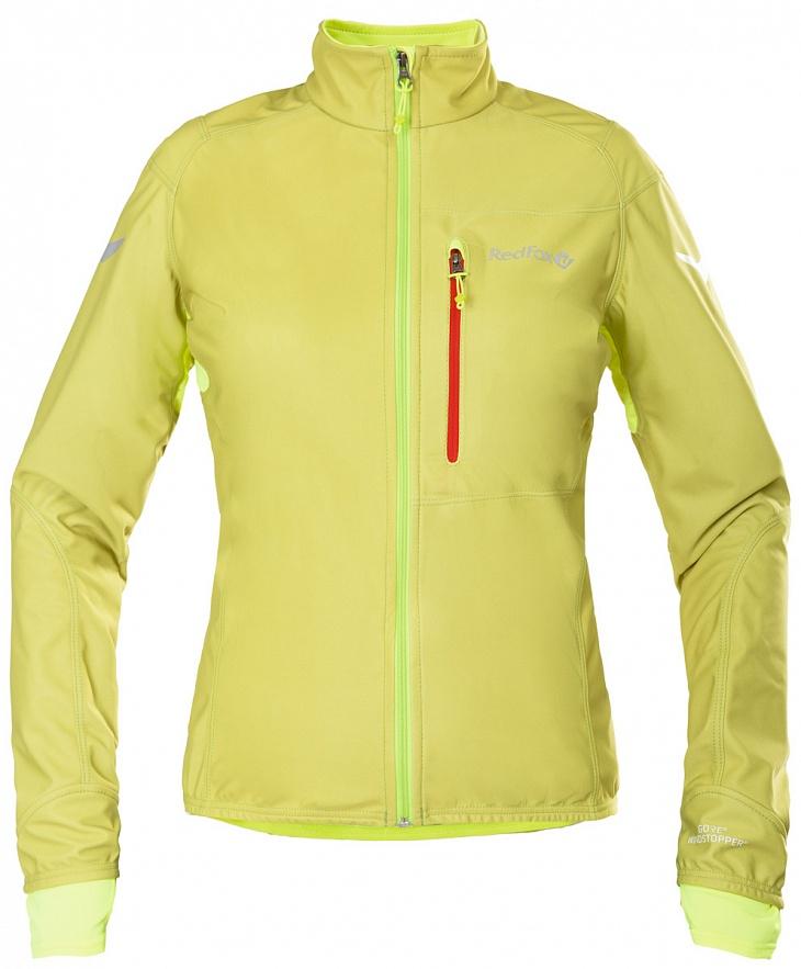 Купить Куртка Active Shell Женская (44, 5400/алоэ, , W 17-18), Red Fox