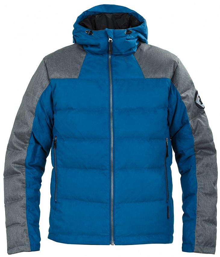 Купить Куртка пуховая Nansen Мужская (48, 6920/нептун/асфальт, ,) Red Fox