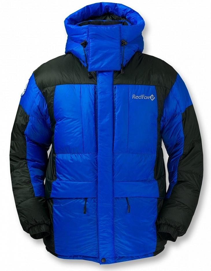 Купить Куртка пуховая Baltoro XX (54, 9110/т.синий/черный, ,), Red Fox