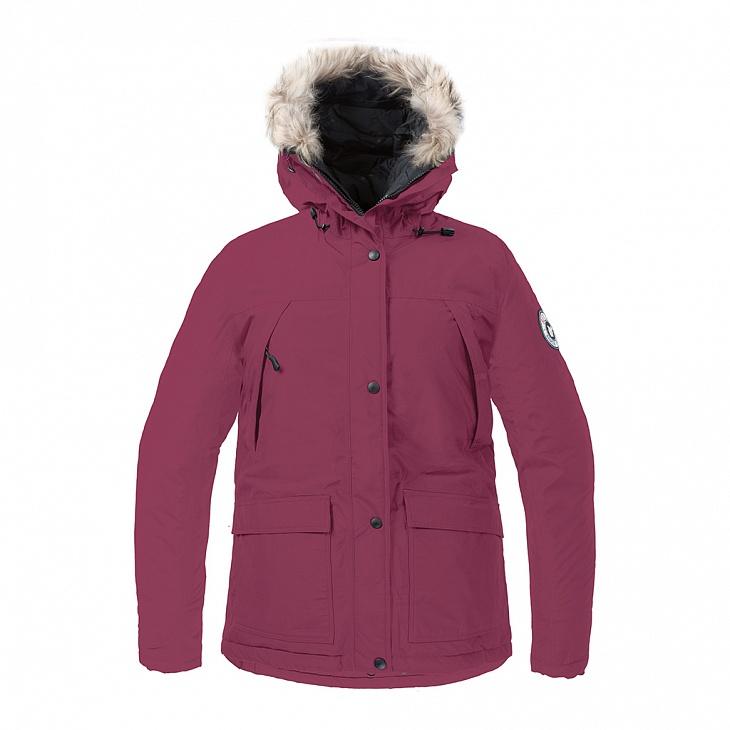 Купить Куртка утепленная Tanker GTX Женская (48, 0200/малиновый, ,), Red Fox