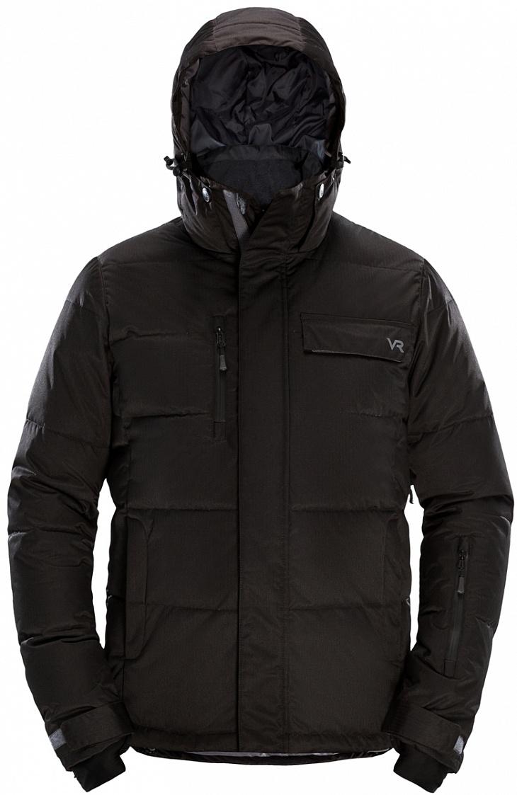 Купить Куртка пуховая PREDATOR (S, 1000/черный, ,) VR