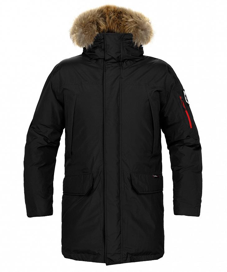 Купить Куртка пуховая Kodiak R-III GTX (S, 1000/черный, , ,), Red Fox