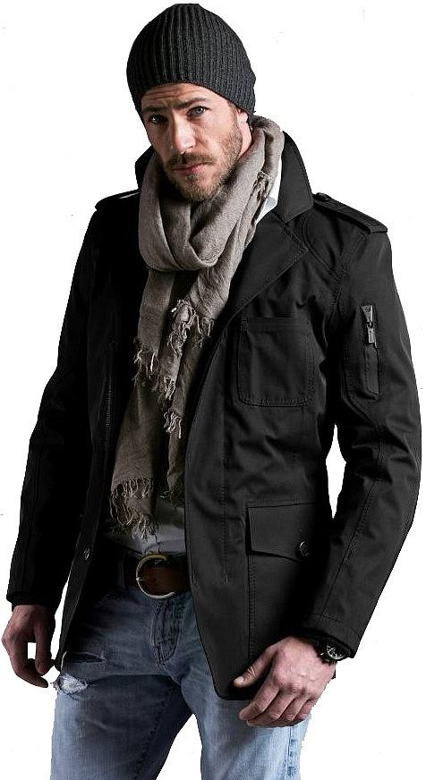 Куртка утепленная муж.Colonel (M, Blackolive, , ,), G-LAB  - купить со скидкой
