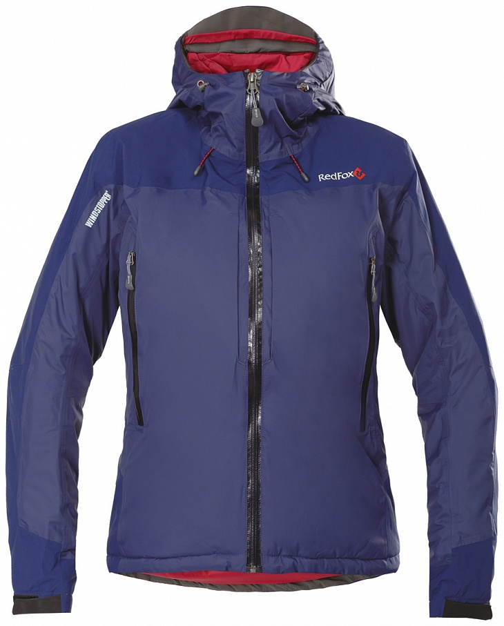 Купить Куртка утепленная Wind Loft II Женская (50, 9199/т.синий/черно-синий, , W 17-18), Red Fox