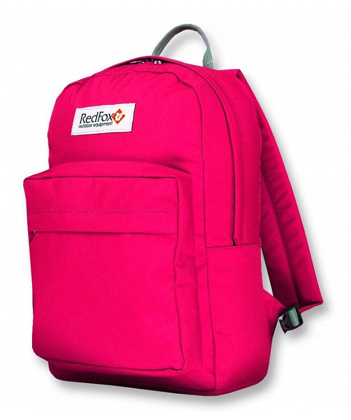 Купить Рюкзак Bookbag M1 Детский (, 0400/indian pink, ,), Red Fox