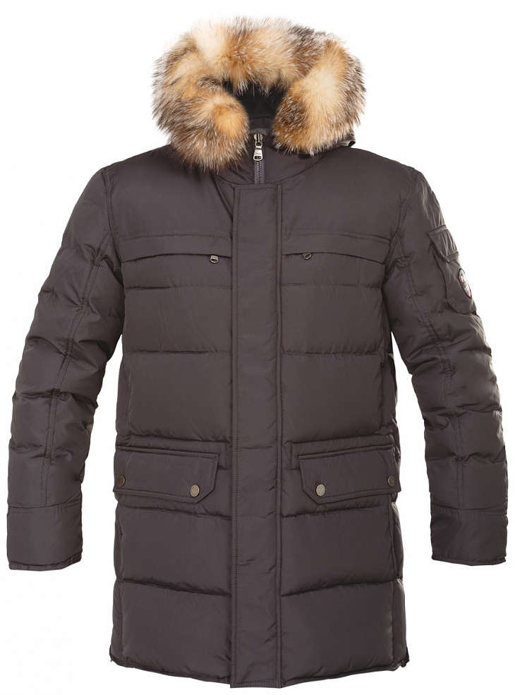 Купить Куртка пуховая мужская TALON (M, Charcoal/CRISTAL FOX, , ,), PAJAR