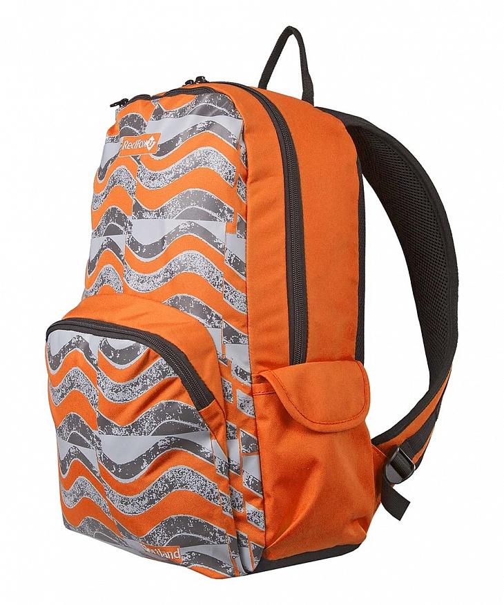 Купить Рюкзак Portland (, 3300/апельсин, ,) Red Fox