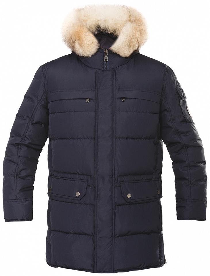Купить Куртка пуховая мужская TALON (S, Navy/COYOTE, , ,), PAJAR