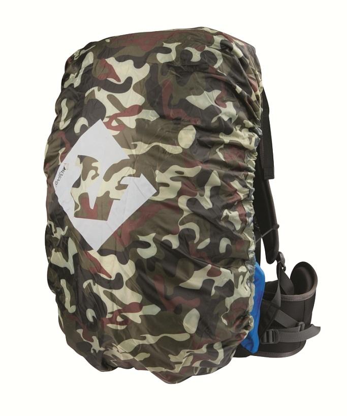 Купить Накидка на рюкзак Rain Cover 100 (100L) (, K200/camogreen, , SS17), Red Fox