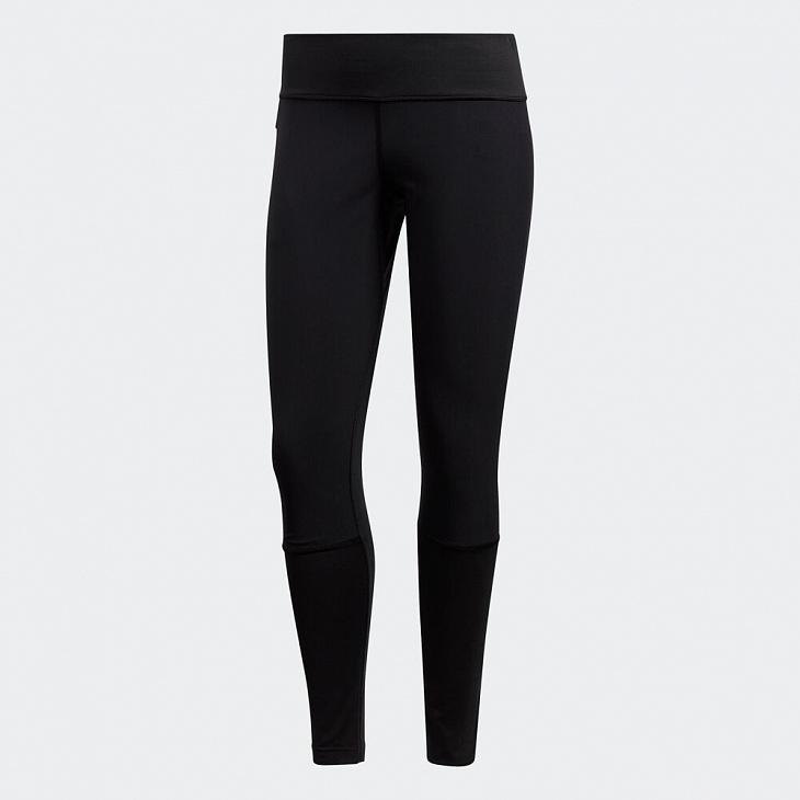 Леггинсы W HIKE TIGHTS жен. (32, Black, , ,), Adidas  - купить со скидкой