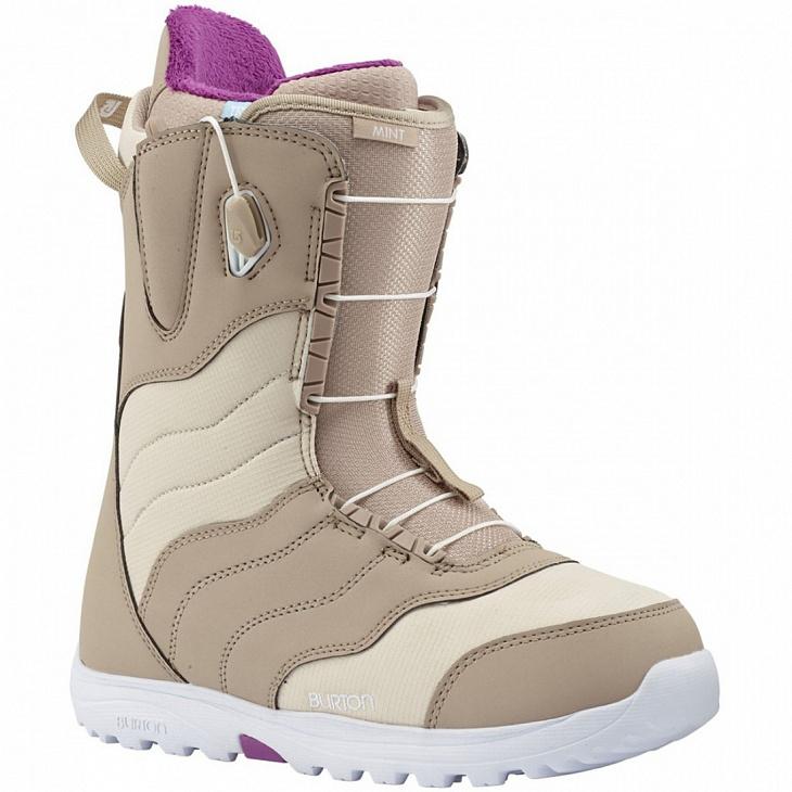Купить Ботинки сноуб. MINT (6, Tan, , FW18) Burton