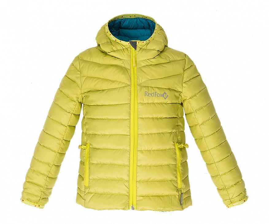 Купить Куртка пуховая Air Baby (104, 5500/салатный, ,) Red Fox