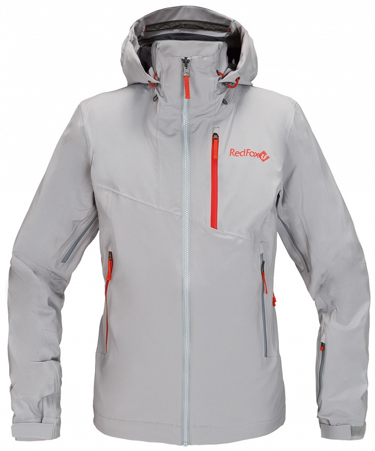Купить Куртка утепленная Voltage Женская (XS, 4000/серый, ,) Red Fox