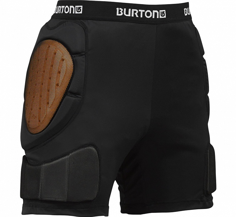 Купить Защита (шорты) MB TOTAL IMP SHORT (XL, TRUE BLACK, ,), Burton
