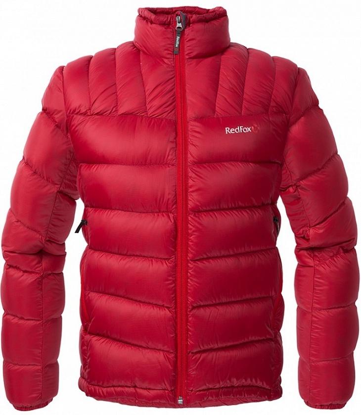 Купить Куртка пуховая Everest (42, 1100/бордовый, , W 17-18) Red Fox