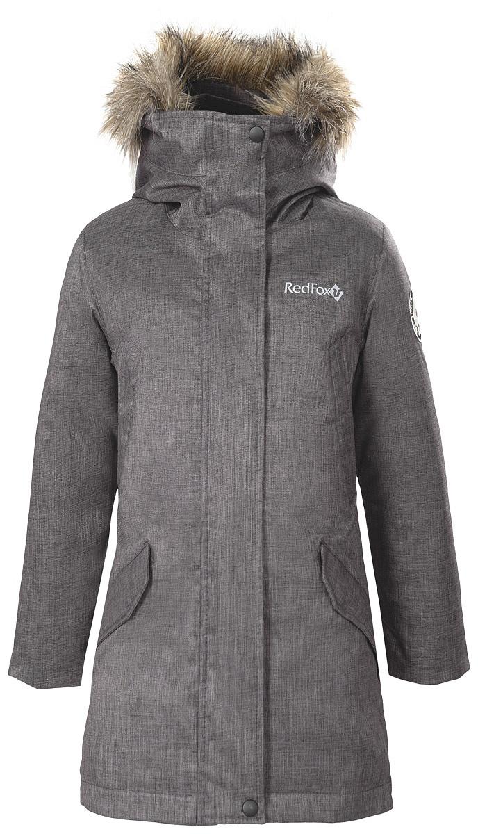 Купить Куртка пуховая Nyla Kids (128, 2000/асфальт, ,), Red Fox
