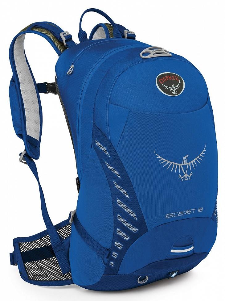 Купить Рюкзак Escapist 18 (M-L, Indigo blue, , ,), Osprey