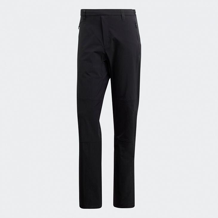 Купить Трикотажные брюки Multi муж (44S, Black, , ,), Adidas