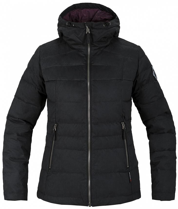 Купить Куртка пуховая Kiana Женская (50, 1000/черный, ,), Red Fox