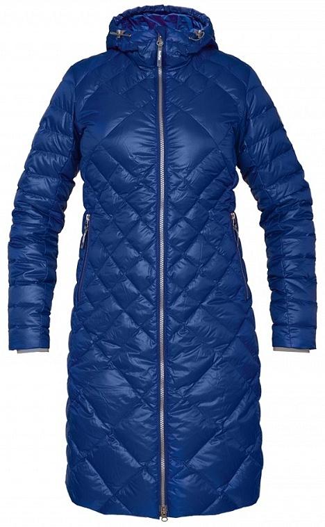 Купить Пальто пуховое Nicole Женское (42, 9100/т.синий, , W 17-18), Red Fox