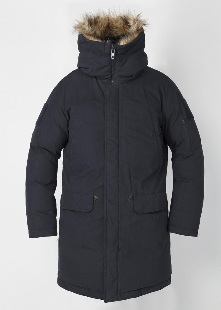 Купить Куртка пуховая ALASKA VR (S, 1000/черный, , ,)